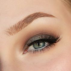 Check out our favorite Deep Taupe Smoke inspired makeup look. Embrace your cosmetic addition at MakeupGeek.com!