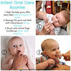 Top 10 Tips for Infant Oral Health care & Hygiene | My Little Moppet