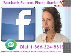 Pick up your phone and call 1-866-224-8319 For Facebook support Issue Are you a facebook addicted customer? Are you having any difficulty with your Facebook Account? Need Help? Then don't waste your time by fighting with your keyboard. Call to our Facebook Support team without any delay and kick-out any trouble blocking your way. We will be pleased to assist you at our number 1-866-224-8319.