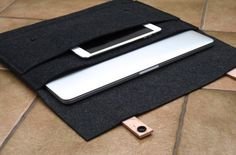 This Wool Felt Sleeve Case Is The Comfiest Home You Could Give Your MacBook [Review] | Cult of Mac