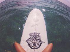 surfing aventure boho