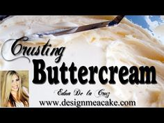 Buttercream Icing - Winbeckler Recipe - Creamy Smooth - How To Make Buttercream Frosting - YouTube