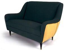 Gio Ponti Sofa from Lorin Marsh
