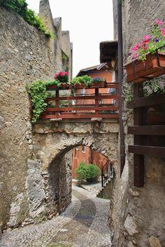 Malcesine, Veneto Italy