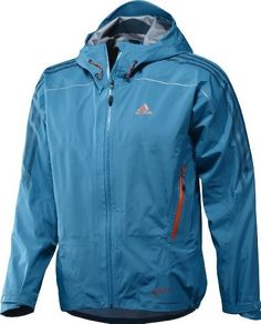 adidas Outdoor Terrex Gore-tex Active Shell Jacket - Men's Turquoise Small by adidas. $395.00. Built for the fastest athletes on the mountain, this minimal and packable men's adidas Terrex GORE-TEX ACTIVE SHELL Jacket offers lightweight, breathable protection with soft, next-to-skin comfort thanks to the 3-layer GORE-TEX ACTIVE SHELL fabric. This jacket also has an active FORMOTION fit for freedom of movement.  Ultimate performance and comfort while in motion Adjustable, he...
