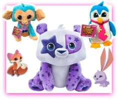 Animal-Jam-Plushes-New-Release Aninal Jam, Animal Jam Game, Funny Games, Toy Boxes, New Toys, Pet Shop, Plushies, Drawing Ideas, Smurfs