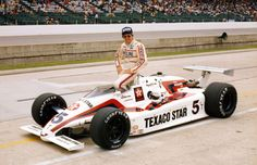 Indy 500 winner 1983: Tom Sneva  Starting Position: 4  Race Time: 3:05:03.066  Chassis/engine: March/Cosworth