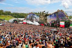 Tomorrowland Belgium 2011