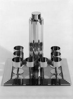 Brooklyn Museum: Decorative Arts: Norman Bel Geddes, American, 1893-1958