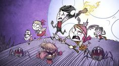 Dont Starve Together Heading to PS4 September 13 #Playstation4 #PS4 #Sony #videogames #playstation #gamer #games #gaming