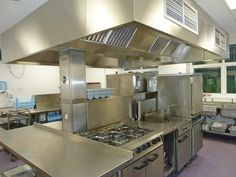 During The Site Visit Hopkins Will Advise On All Aspects Of Kitchen Design.  Hopkins Catering Offers A Complete Range Of Commercial ...