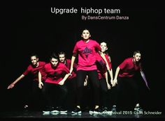 Hiphop team by DansCentrum Danza