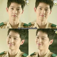 song joong ki 송중기 descendants of the sun 태양의후예