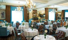 Restaurant im Hotel Rubens at the Palace Red Carnation Hotel