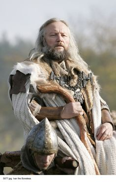 Scandinavian sources mention Ivar the Boneless as being borne on a shield by his warriors. Other sources from this period, however, mention chieftains being carried on the shields of enemies after victory, not because of any infirmity.