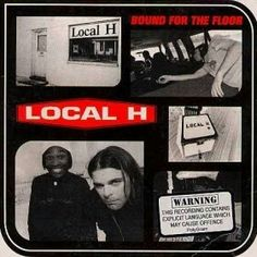 "Great song to start off this day... ""Bound for the Floor"" by Local H.."
