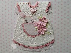 hania739, Card for little girl