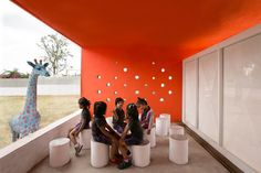 Scuola materna a Bangalore