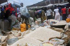 """Produce what we consume"" Thomas Sankara, a legacy that Africans still live by today | Suleja Niger State Nigeria | #JujuFilms #ThomasSankara #MadalaMarket"