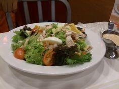 Artichoke Salad from Pancake House