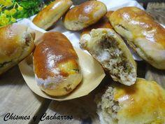 Runzas a mi manera Pretzel Bites, Hamburger, Bread, Food, Brot, Essen, Baking, Burgers, Meals