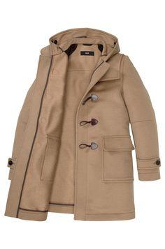 Duffle-coat - Les manteaux homme de l'automne-hiver