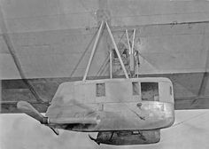 July 6, 1919 -- Mineola -- Photos of the British R-34 dirigible at Mineola after making the first TransAtlantic air flight.  Three days later it completed the roundtrip back to the United Kingdom.  It landed at Roosevelt Field.