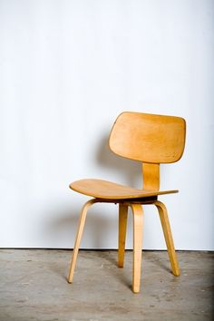 Thonet Bent plywood Chair by Chairtastic at the Woodshop SF