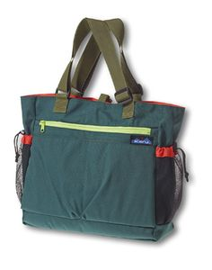 KAVU Happy Hauler-Hunter Green