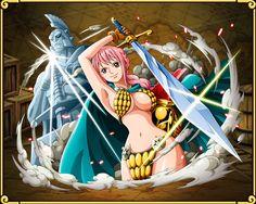 ONE PIECE, Treasure cruise, Rebecca, Sword girl