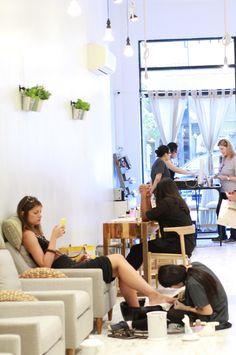 PH7 Nail Couture salon review, Williamsburg, #brooklyn #nailsalon #nontoxic