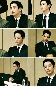 Lee Soo Hyuk - King of High School