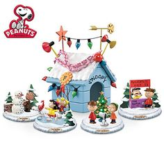 Department 56 Peanuts Village Collection | Charlie Brown ...