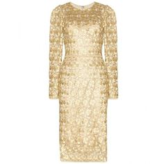 Dolce & Gabbana Metallic Macramé Lace Dress ($3,105) ❤ liked on Polyvore featuring dresses, 13. dresses., short dresses, vestidos, gold, mini dress, short metallic dress, metallic mini dress, beige cocktail dress и short lace dress