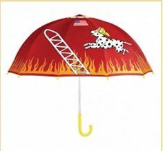 fire fighter umbrella