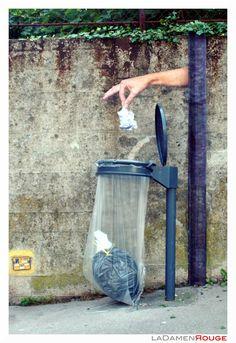 Arte en la calle que aporta mucho. | Quiero más diseño