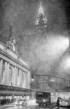 NYC 2013 Snow Storm Ukko p01 by mkc609 on Flickr.