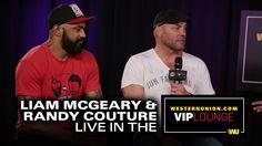 Liam McGeary Talks Phil Davis Winning Bellator 154 + Randy Couture talks...