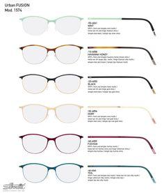 0ebce53940d0 Silhouette Urban Fusion Fullrim 1574 Eyeglasses Fashion Eyewear  Women's/Unisex SPX+ Titanium #Silhouette #