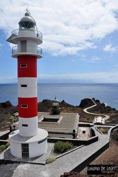 Faro de Teno. Punta de Teno. Isla de Tenerife. Canary Islands. Spain.