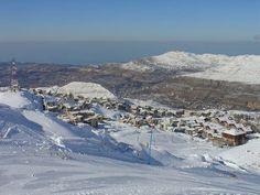Mzaar, Lebanon. www.secretearth.com/best_lists/57-undiscovered-ski-resorts
