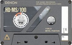 Project C-90 | Catalogue | Compact cassettes | Denon - Columbia