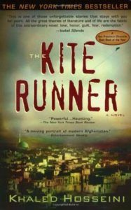 The Kite Runner by Khaled Hosseini - a legendary book about tough life in Afghanistan. Not an easy reading material, but definitely an eye-opener. Check review of Book Dragon for more details.