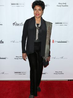 Phylicia Rashad Photos: Celebrities Attend the U.S. Premiere of Debbie Allen's…