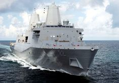 USS San Diego LPD-22... the newest of the Navy's lpds, we've come a long way, baby!