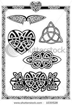 celtic patterns https://www.pinterest.com/bridgetasquith/celtic/