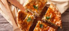 Try our delicious chicken and ham Christmas pie recipe plus other recipes from Red Online Homemade Chicken Pot Pie Recipe Easy, Easy Chicken Pot Pie, Chicken Soup, Chicken And Mushroom Pie, Cream Cheese Chicken, Pie Crust Uses, Stuffed Mushrooms, Stuffed Peppers, Yum Yum Chicken