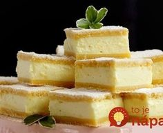 Vanilla Cake, Cheesecake, Food, Populárne Piny, Lifestyle, Fashion, Basket, Moda, Fashion Styles