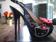 c74bcfccb75 24 Best Hello kitty heels! images in 2014 | Hello kitty, Kitty, Heels