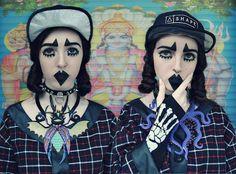 The No Frills Twins